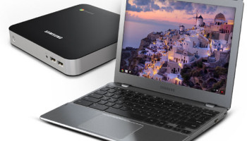 Samsung Chromebook and Chromebox