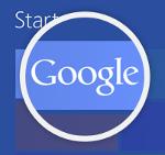 Google Search on Windows