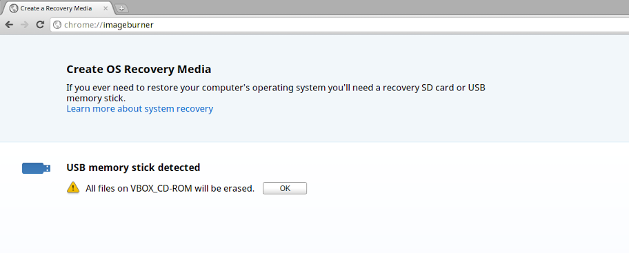 How To Create a Chromebook Recovery Image | OMG! Chrome!
