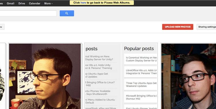Picasa Web Albums Not Take Your To Google+ Photos