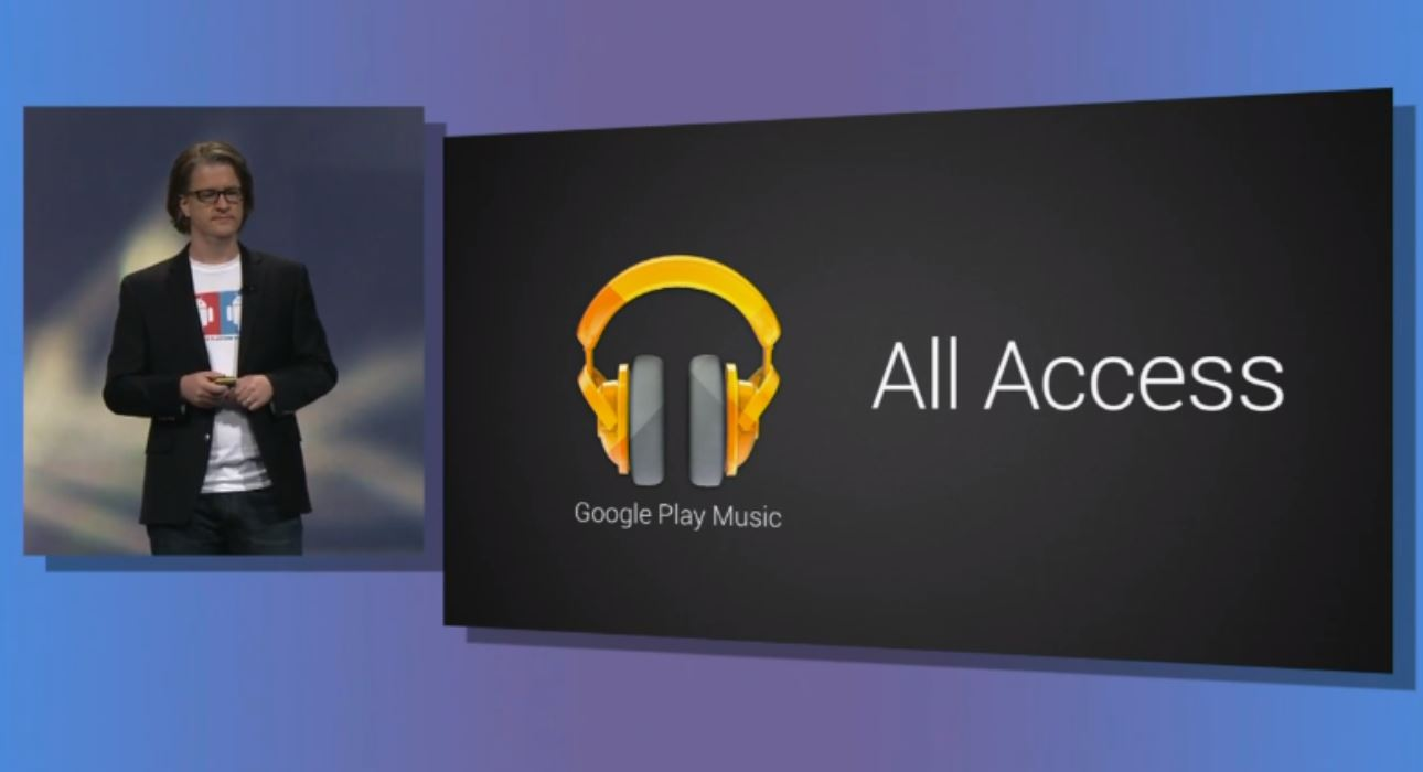 Google Play Music - Now All Access!