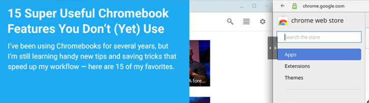 10 Essential Chromebook Keyboard Shortcuts [Beginners Guide]