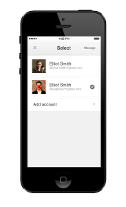 Google accounts are shared amongst all your Google apps.