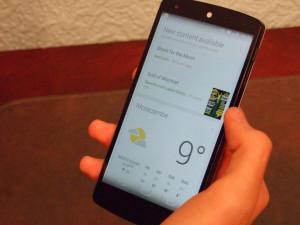 Front of the Nexus 10