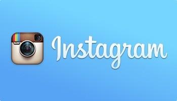 Instagram Logo Tile