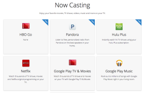The now removed HBO Go tile (image courtesy of Droid Life)