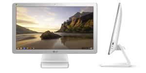 The new LG Chromebase