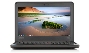 The Lenovo X131e was the company's first Chromebook.