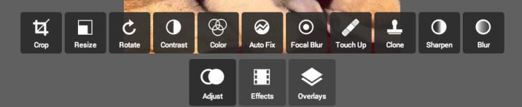 pixlr 1.4 update