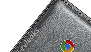 Leather Chromebook 2