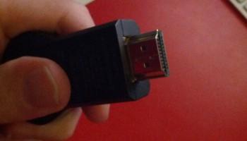 hdmi chromecast port