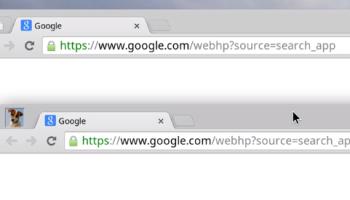 Multi-account Chrome os