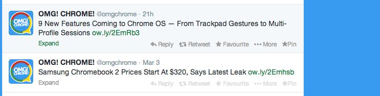 hack tweet lets you pin tweets to pinterest