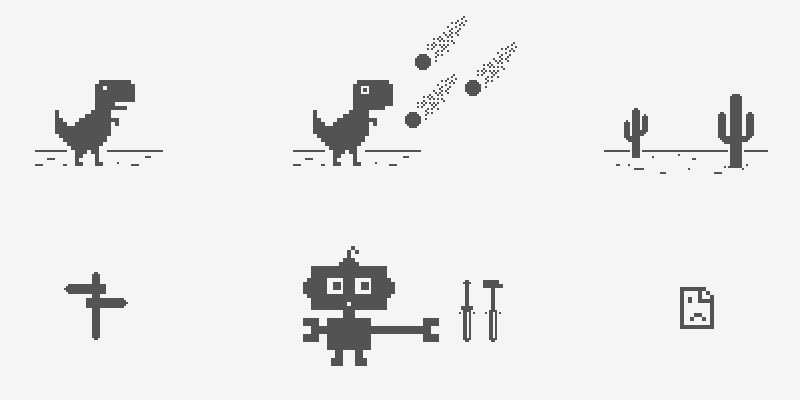 Sample Chrome Icons