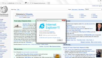 Internet Explorer 11 (Image: Wikipedia)