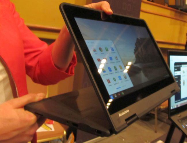 Yoga Chromebook