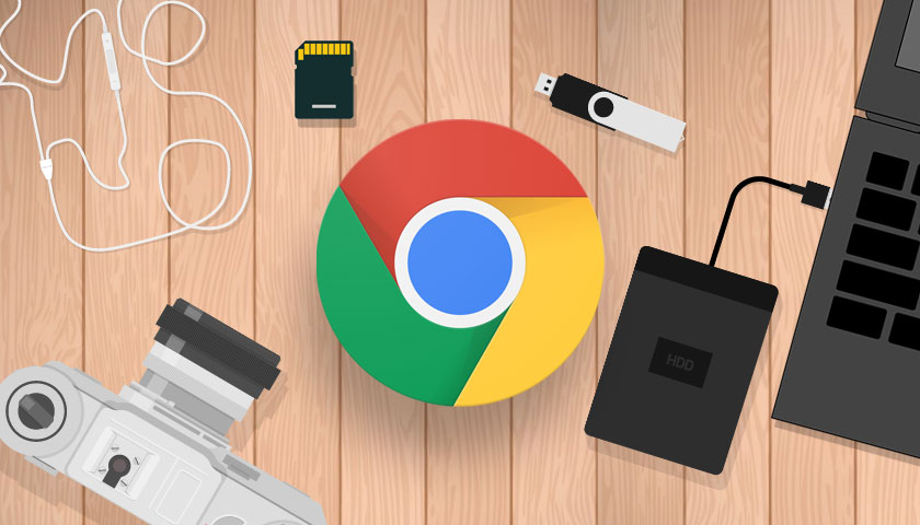 Format a USB or SD Card on a Chromebook