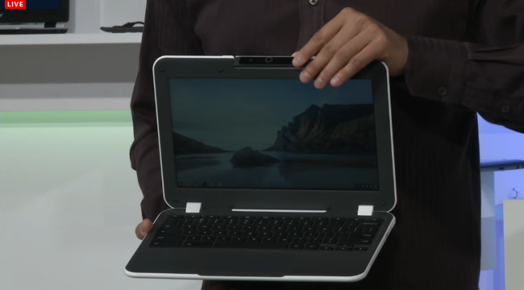 Intel Reference Chromebook