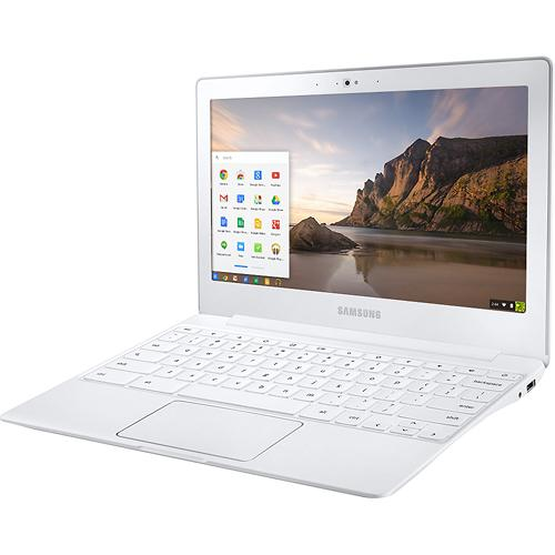 samsung chromebook 2 in white