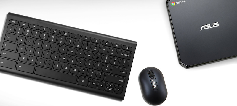 asus chromebox keyboard and mouse