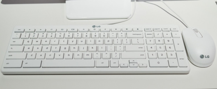 chromebase keyboard