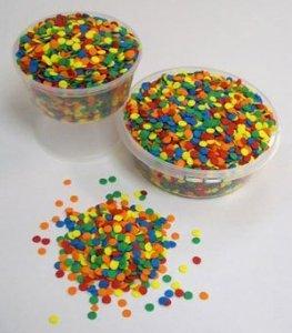 confetti tub