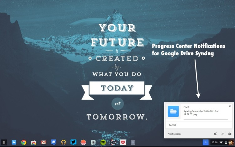 progress center