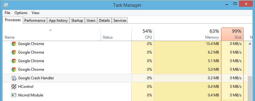 How to Fix Chrome Error 7 on Windows