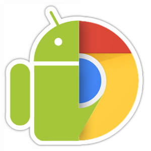 android  chrome apk maker icon