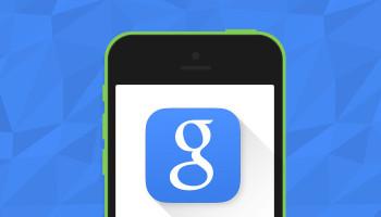 Google Search iOS App