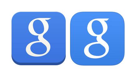 google ios app icons