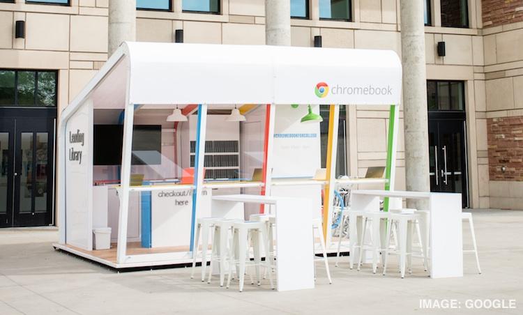 google lending kiosk
