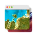 earth view icon