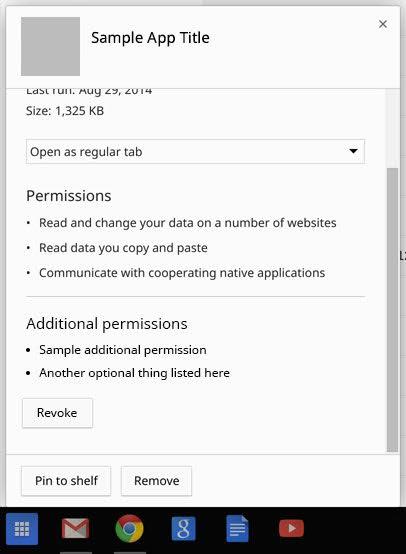 revoke app permissions