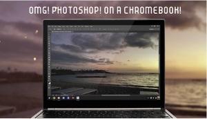 photoshop adobe chromebook oh yes
