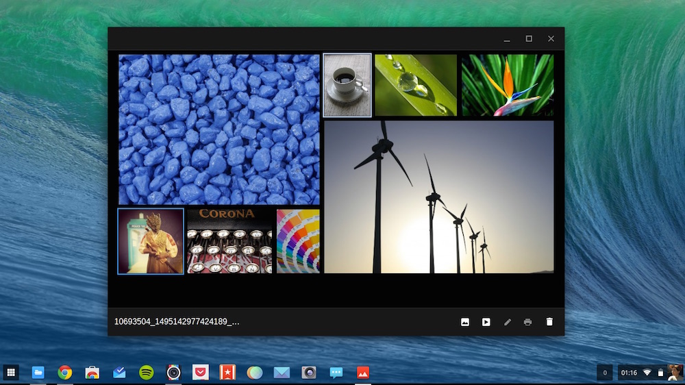 Mosaic View' To Be Removed from Chromebook Gallery App | OMG