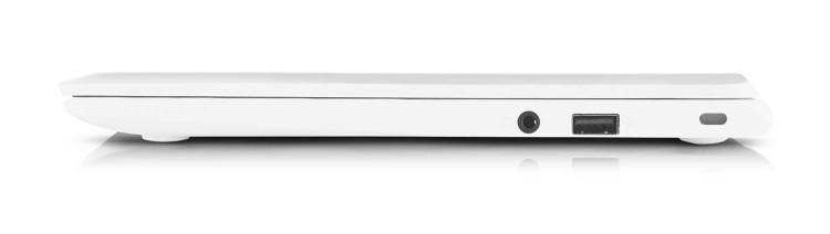 Haier Chromebook Side
