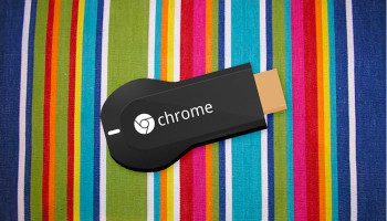 chromecast on color