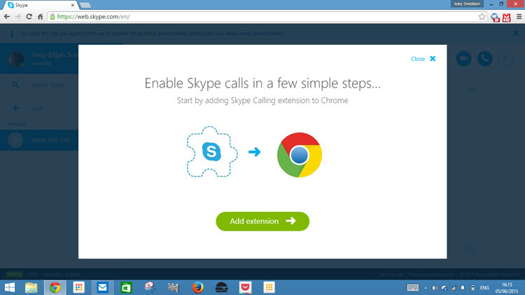 Skype for Web beta is available to more users