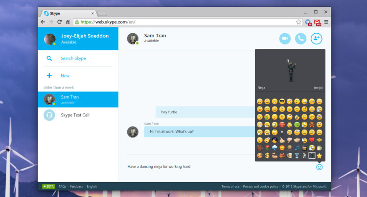 Skype for Web Goes Worldwide, Adds Chromebook Support