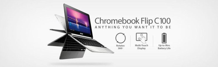 ASUS Chromebook Flip — USA, UK Release Date and Pricing