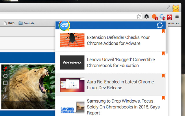 Firefox Is Going To Support Chrome Extensions | OMG! Chrome!