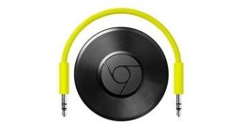 Chromecast Audio Promo Image
