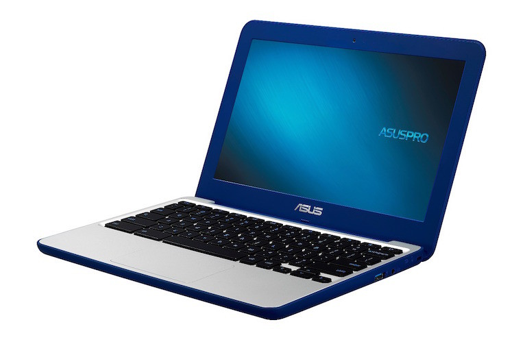 asus c202 side view