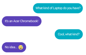 Chromebook Chat