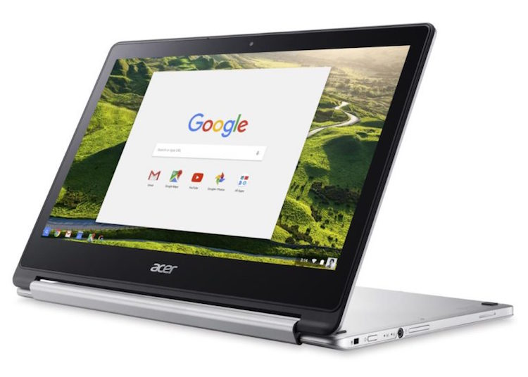 acer r13 display mode