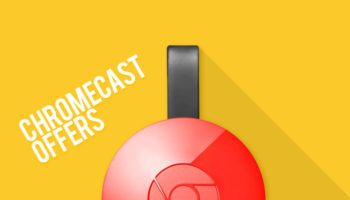 chromecast offers