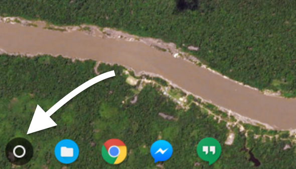Google Just Changed The App Launcher Icon in Chrome OS | OMG