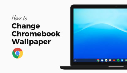 how to change wallpaper chromebook