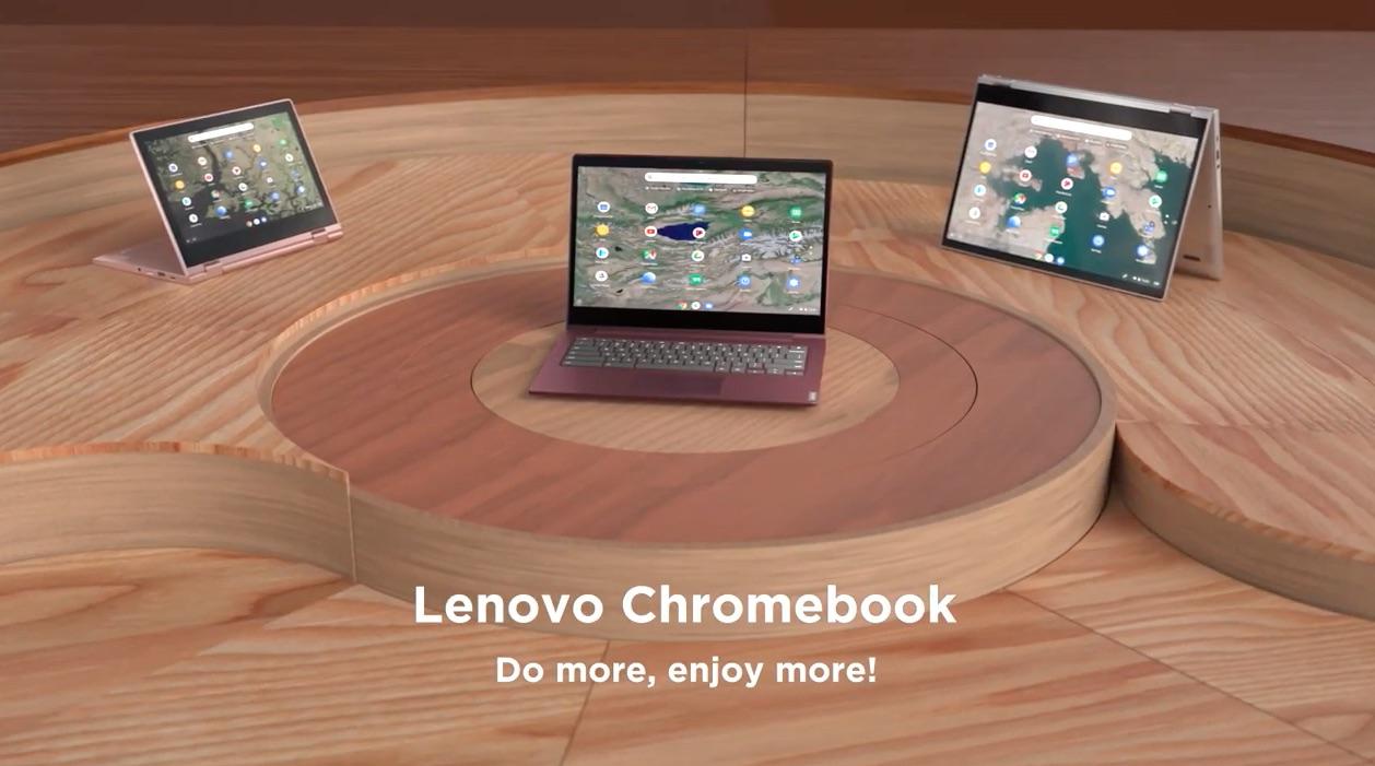 new lenovo Chromebooks
